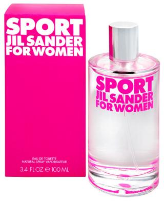 Jil Sander Sport For Women - EDT 50 ml