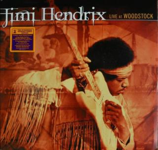 Jimi Hendrix : Live At Woodstock LP