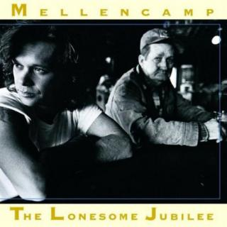 John Mellencamp : The Lonesome Jubilee LP