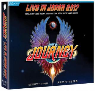 Journey : Escape & Frontiers   CD