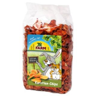 JR Farm mrkvové chipsy - 2 x 125 g