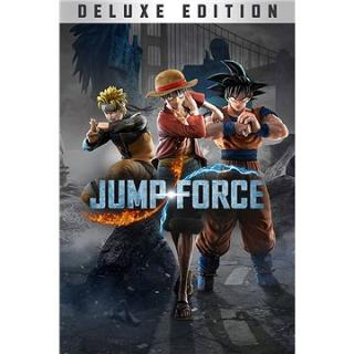 Jump Force: Deluxe Edition - Xbox One Digital (G3Q-00548)