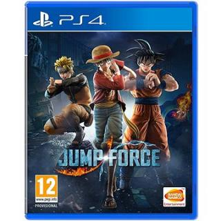 Jump Force - PS4 (3391892003383)