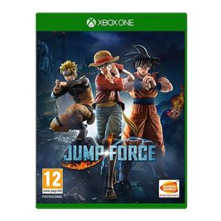 Jump Force: Standard Edition - Xbox One Digital (G3Q-00547)
