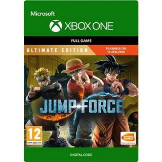 Jump Force: Ultimate Edition - Xbox One Digital (G3Q-00660)