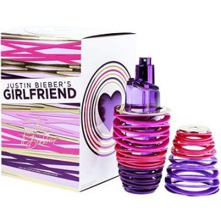 JUSTIN BIEBER Girlfriend EdP 50 ml