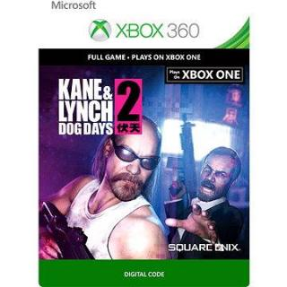 Kane & Lynch 2 - Xbox 360 Digital (G3P-00079)