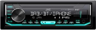 KD-X451DBT AUTORÁDIO BT/USB/MP3 JVC
