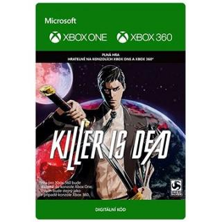 Killer is Dead - Xbox One Digital (G3P-00125)