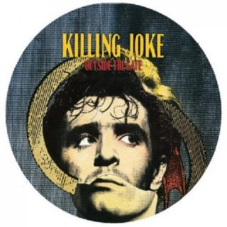 Killing Joke : Outside The Gate  LP