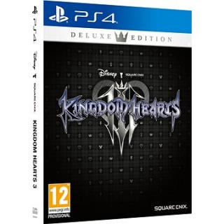 Kingdom Hearts 3 Deluxe Edition - PS4 (5021290068650)