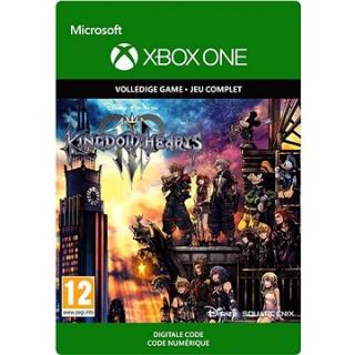 Kingdom Hearts III: Digital Standard - Xbox One Digital (G3Q-00684)