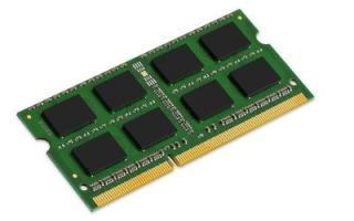 KINGSTON 2GB 1600MHz DDR3L Non-ECC CL11 SODIMM SR X16 1.35V, KVR16LS11S6/2