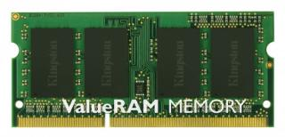 KINGSTON 4GB 1600MHz DDR3 Non-ECC CL11 SODIMM SR X8 SODIMM, KVR16S11S8/4