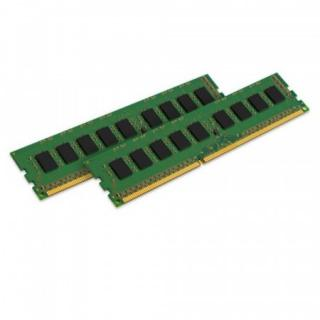 KINGSTON DDR3 16GB 1600MHz DDR3L Non-ECC CL11 DIMM 1.35V (Kit of 2), KVR16LN11K2/16