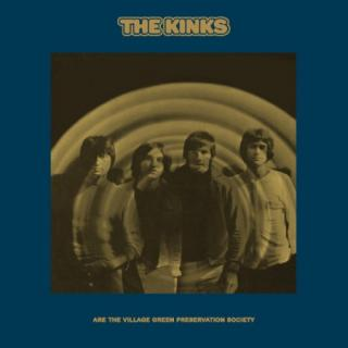 Kinks : The Kinks Are The Village Green Preservation Society   / Deluxe  Box