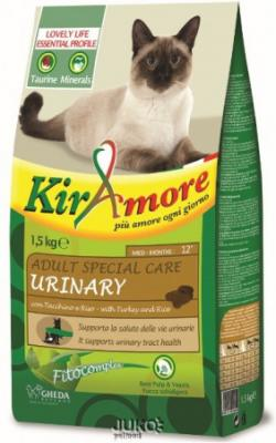 Kiramore Cat Adult S.Care Urinary 15kg-12355