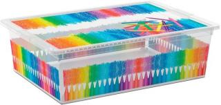 Kis C Box Colours Arty L, 27 L