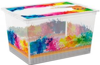 Kis C Box Colours Arty Xl, 50 L
