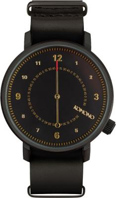 Komono Magnus The One II Black KOM-W1945