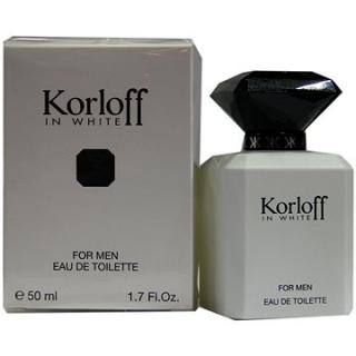 KORLOFF In White EdT 50 ml (3392865441355)