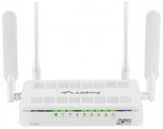 LANBERG ROUTER DSL AC1750 4X LAN 1GB 3T4R MIMO 2.4 & 5GHZ IPTV SUPPORT, RO-175GE