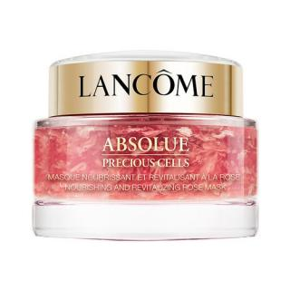 Lancome Noční gelová maska Absolue Precious Cells (Nourishing And Revitalizing Rose Mask) 75 ml