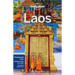 Laos: Lonely planet (978-80-256-2089-2)