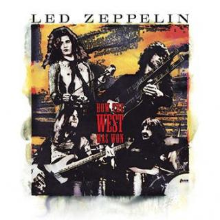 Led Zeppelin : How The West Was Won BOX