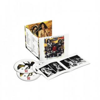 Led Zeppelin : How The West Was Won CD