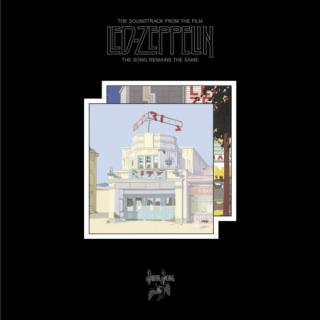 Led Zeppelin : The Song Remains The Same LP