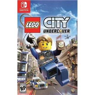 LEGO City: Undercover - Nintendo Switch (5051892207072)