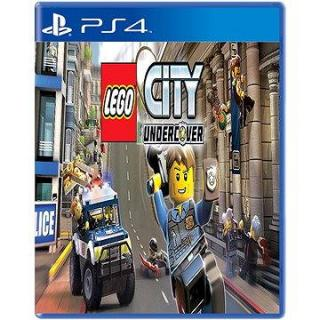LEGO City: Undercover - PS4 (5051892207096)