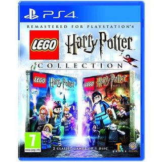 LEGO Harry Potter Collection Years 1-8 - PS4 (5051892203739)