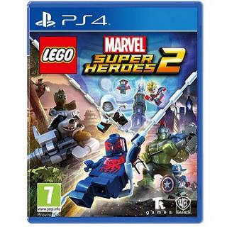 LEGO Marvel Super Heroes 2 - PS4 (5051892210812)