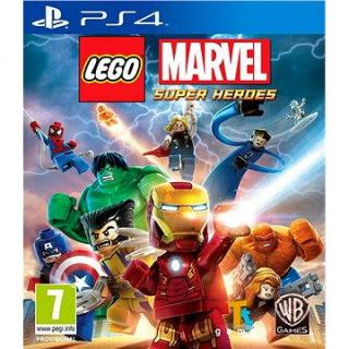 LEGO Marvel Super Heroes - PS4 (5051892153324)