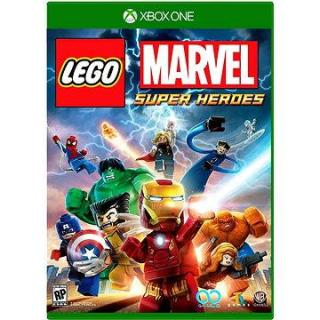 LEGO Marvel Super Heroes - Xbox One (5051892149488)