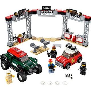 LEGO Speed Champions 75894 1967 Mini Cooper S Rally a 2018 MINI John Cooper Works Buggy (5702016370980)