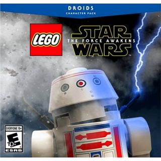 LEGO STAR WARS: The Force Awakens Droid Character Pack DLC (CZ) (365313)