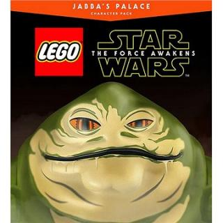LEGO STAR WARS: The Force Awakens Jabbas Palace Character Pack (PC) DIGITAL (CZ) (365310)