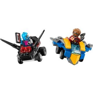 LEGO Super Heroes 76090 Mighty Micros: Star-Lord vs. Nebula (5702016110517)