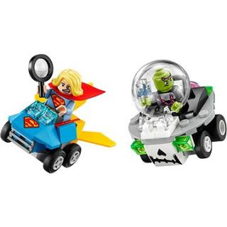 LEGO Super Heroes 76094 Mighty Micros: Supergirl vs. Brainiac (5702016110487)