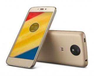 Lenovo Moto C Plus DS gsm tel. 16 2GB Gold
