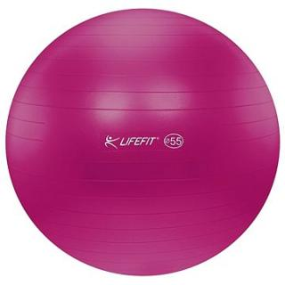 Lifefit anti-burst 55 cm, bordó (4891223119619)