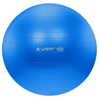 Lifefit anti-burst 55 cm, modrý (4891223119534)
