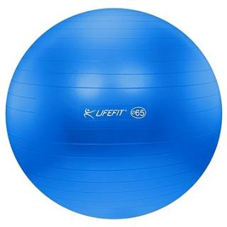 Lifefit anti-burst 65 cm, modrý (4891223119541)