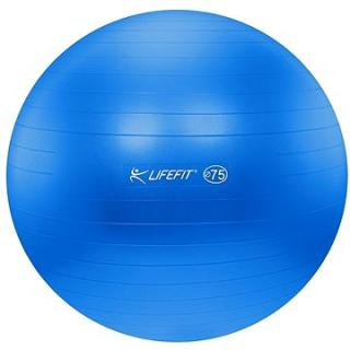 Lifefit anti-burst 75 cm, modrý (4891223119558)