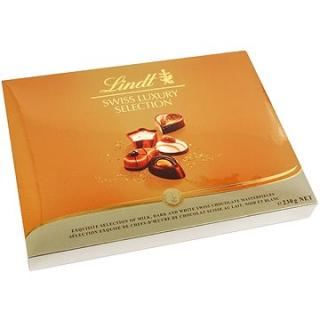 LINDT Swiss Luxury Selection 230 g (7610400075503)