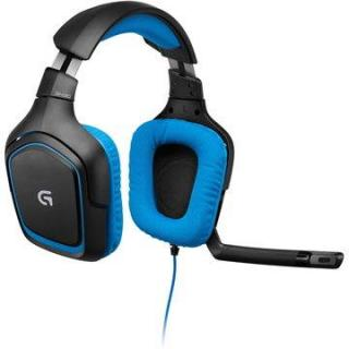 Logitech G430 Surround Sound Gaming Headset (981-000537)
