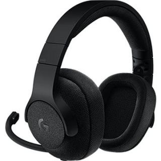 Logitech G433 Surround Sound Gaming Headset černý (981-000668)